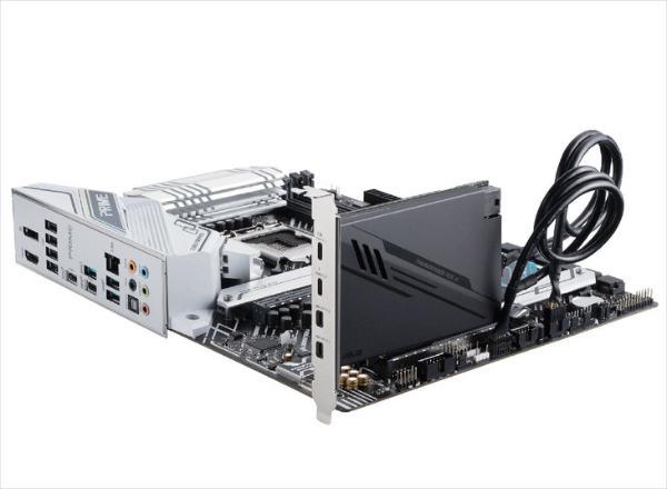 华硕推出ThunderboltEX 4扩展卡