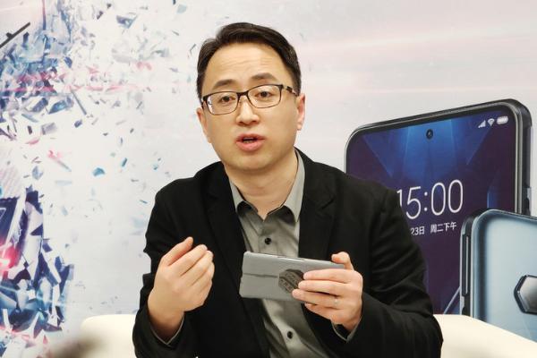 黑鲨专访:希望用更低价格让越来越多的人体验到游戏手机的乐趣