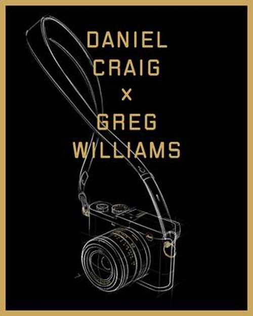 "徕卡推出Q2 ""Daniel Craig x Greg Williams联名款"