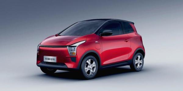 齐鲁汽车第一款车型官方图公布:是一款微型车