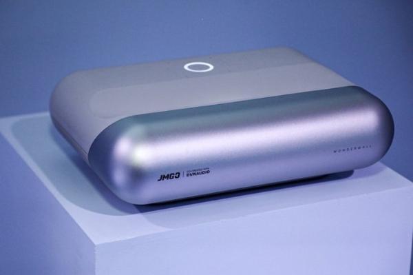 坚果智慧墙O1超近距投影发布 开启投影新时代