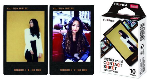 极致复古外观 富士发布最新款拍立得相机instax mini40