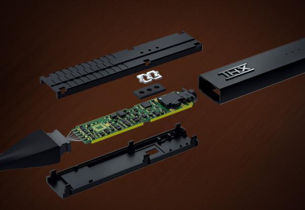 雷蛇发布THX Onyx便携式耳机放大器,1599元