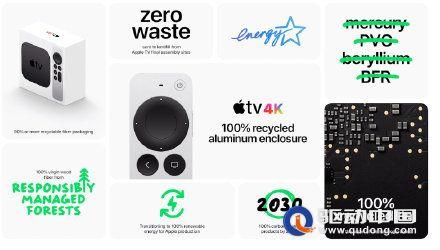 Apple TV 4K正式发布 A12芯片,支持HDR