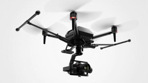 索尼无人机新消息曝光,70公里风速都能稳定