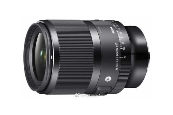 L卡口新选择 适马35mm F1.4 DG DN镜头参数曝光