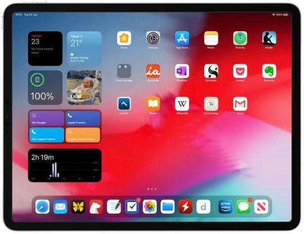 iPad OS15今年或登场:可自由定制的功能将更多
