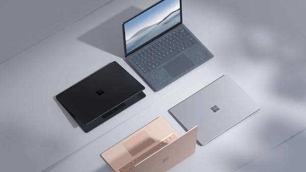 Surface笔记本电脑4发布:第11代酷睿或第4代锐龙处理器