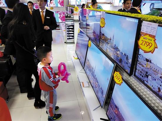 液晶面板供应紧张,平板电视涨价超10%