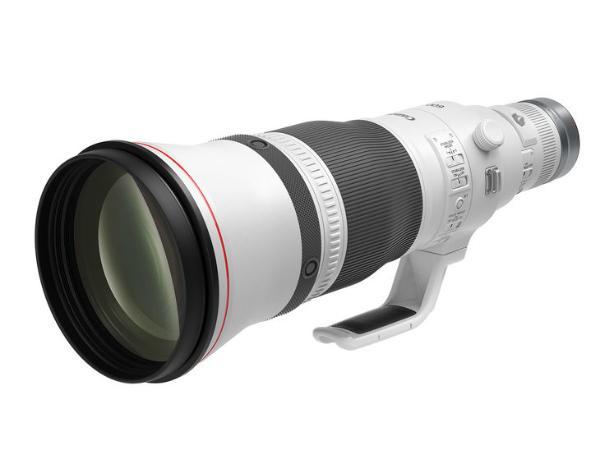 佳能发布RF400mm F2.8 L和RF600mm F4 L镜头