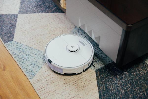 假期宅家清扫不动手!石头扫拖机器人T7S Plus高频擦地帮你搞定