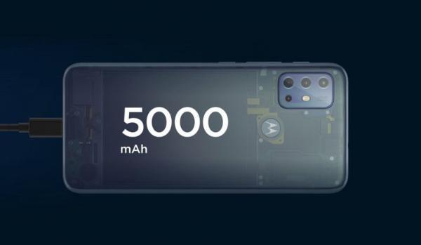 摩托罗拉Moto G20发布 搭载紫光展锐T700芯片