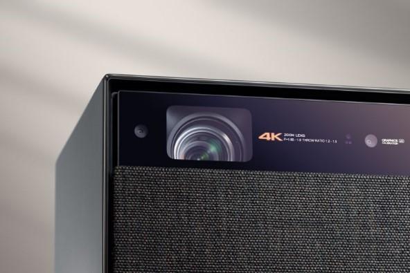 极米发布4K智能投影RS Pro 2 搭载MAVII Pro机器视觉系统