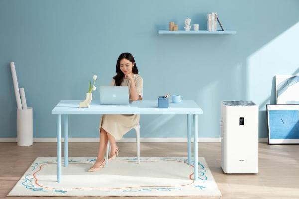 """""""安醛""""是专门为新居装修家庭开发的全效除醛型Y106C空气净化器"""