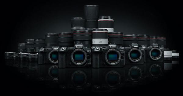 超广镜头也有光学防抖?佳能RF 19mm F2.8 IS专利曝光