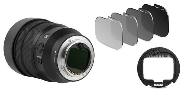 日本Haida推出针对索尼FE12-24mm镜头的后置ND滤镜
