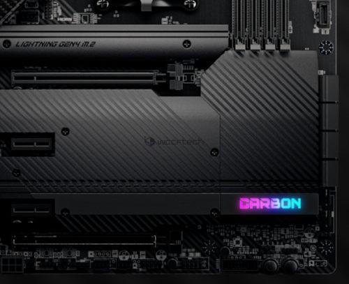 微星X570S主板曝光:AMD锐龙新座驾