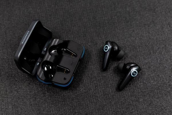 低延迟与好音质兼备,机械师TH300真无线游戏耳机评测