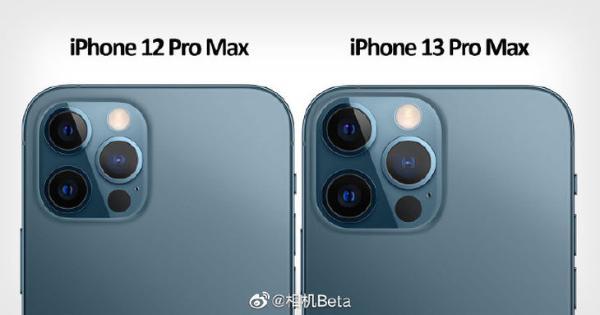 有史以来最好的相机配置?苹果iPhone 13镜头模组变厚变大