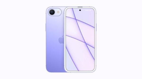 苹果iPhone SE 3曝光?粉嫩的骚紫色配色你爱了吗?
