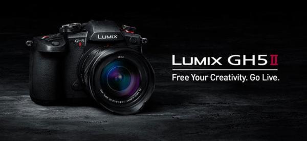 更好的视频能力与防抖性能 松下发布GH5 II微单相机