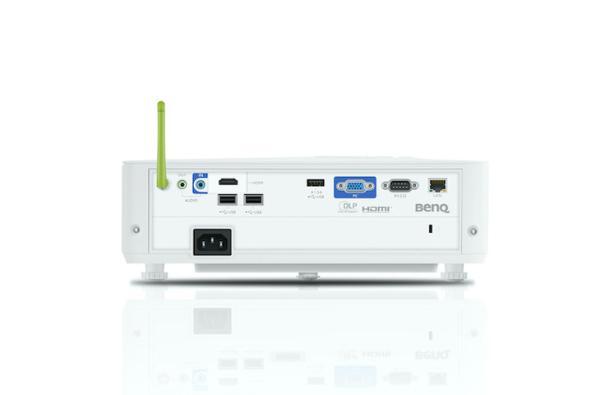 智能投影更省心 明基E592投影机是商务办公好搭档