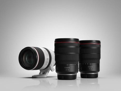 佳能庆祝首款采用非球面镜片的单镜头相机交换式镜头上市50周年