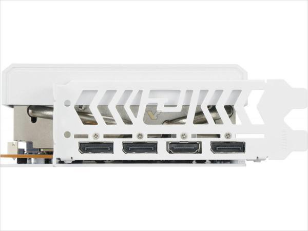 白色外观的A卡 撼讯发布RX6700XT暗黑犬白色版