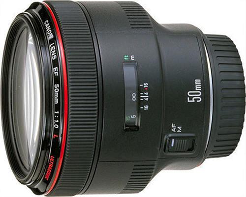 避免与RF50/F1.2L冲突?佳能将开发60/F1.0 L镜头