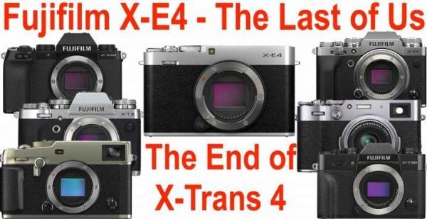 """富士""""一代功臣""""X-Trans IV传感器彻底退位!新机明年见"""
