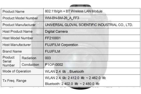 还是只有5000万像素?富士可能在8月末发布新款GFX50S