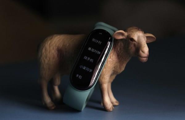小米手环6固件更新 安卓手机支持来电短信回复