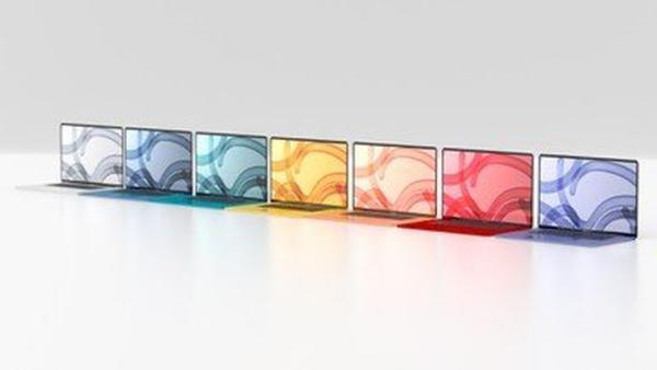 曝新款MacBook Air将有类似iMac的多彩配色