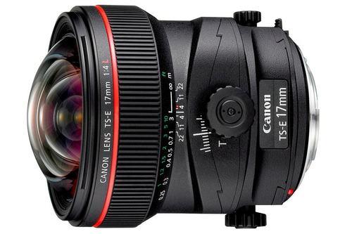 扩展到14mm并支持自动对焦 佳能RF卡口移轴镜头明年发布