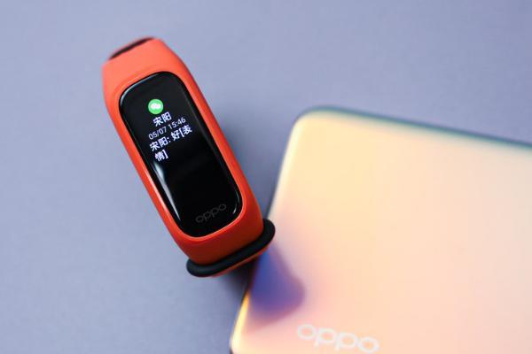 OPPO对K套装与OPPO Enco Air真无线耳机及OPPO手环活力版互联评测
