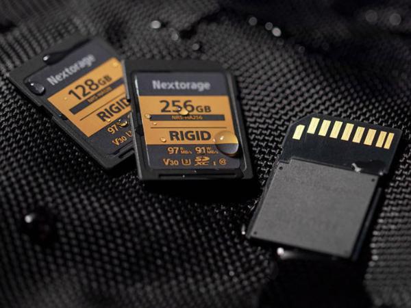 自己打自己?索尼子公司Nextorage推出廉价版防水SD卡
