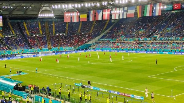 欧洲杯正式开幕 vivo亮相欧洲杯赛场