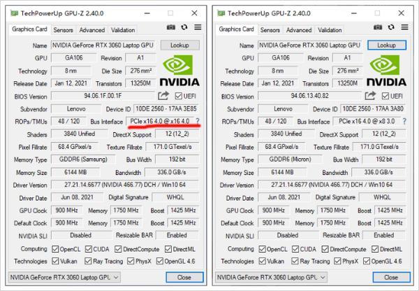 拯救者Y9000P游戏实测:i7-11800H完胜锐龙7