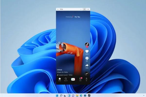 Windows 11正式发布,支持原生安卓应用