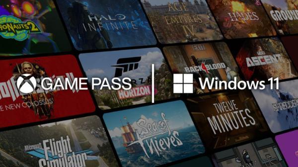 Windows 11 游戏功能升级:可玩 xCloud 云游戏