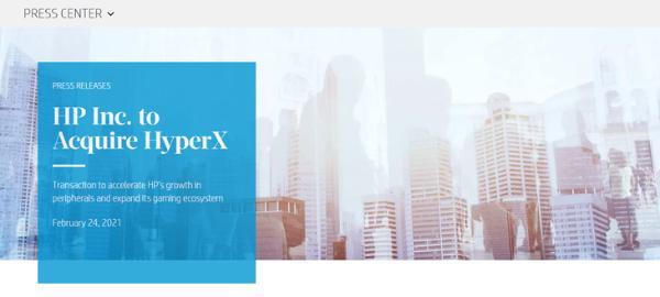 金士顿设立全新品牌系列——FURY