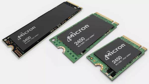 美光推出基于176层NAND技术的固态硬盘