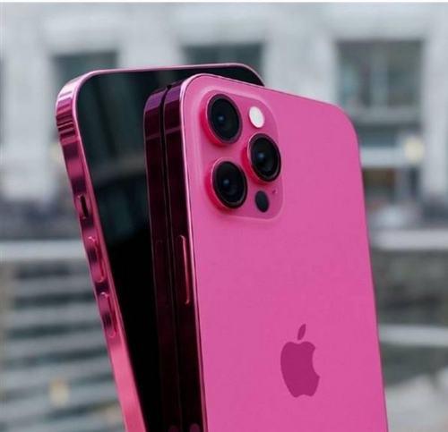 "iPhone 13可能会加两款新配色并成为苹果主打的""网红款"""