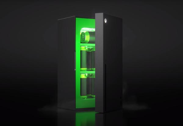 微软Xbox Series X 迷你冰箱宣布,将在今年推出