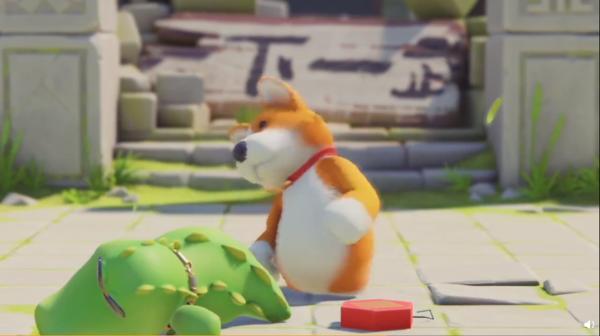 国产神作《动物派对》亮相E3游戏展,2022年登录XBOX主机