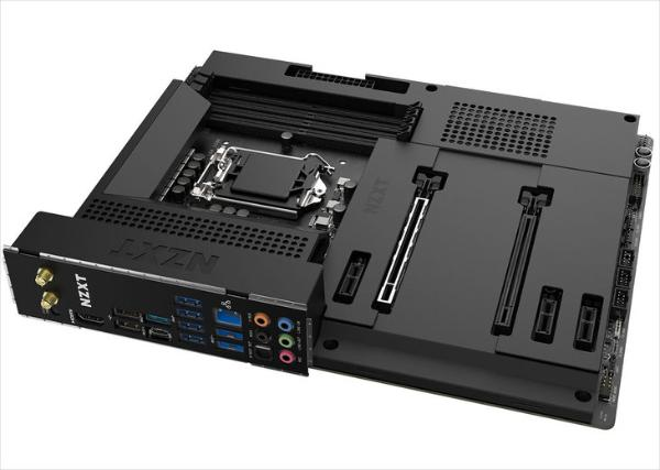 NZXT发布N7 Z590主板:提供黑白两种外观