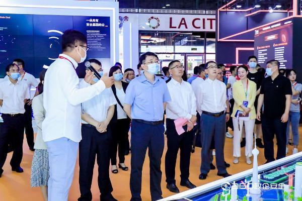 360新一代安全能力框架受上海市网络安全主管部门领导高度认可!