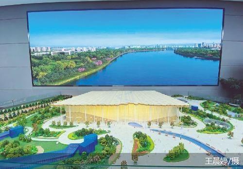 宜居宜业 城市副中心展露新貌