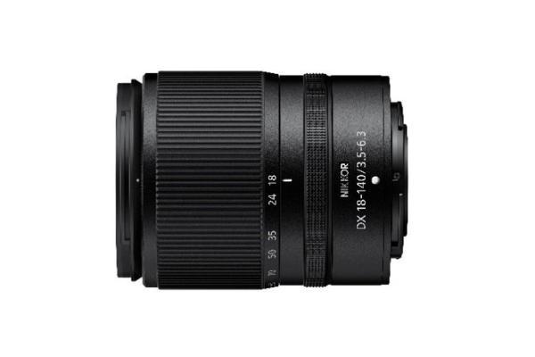 尼康正在开发Z DX 18-140mm f/3.5-6.3 VR镜头