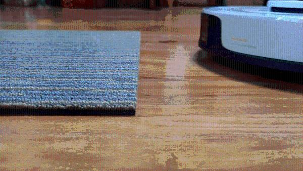 不出汗就能把家里扫干净?石头T7S Plus能帮你